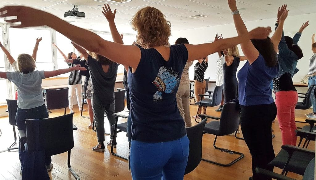 Atelier Massage Sophrologie Méditation Aliptae Pro